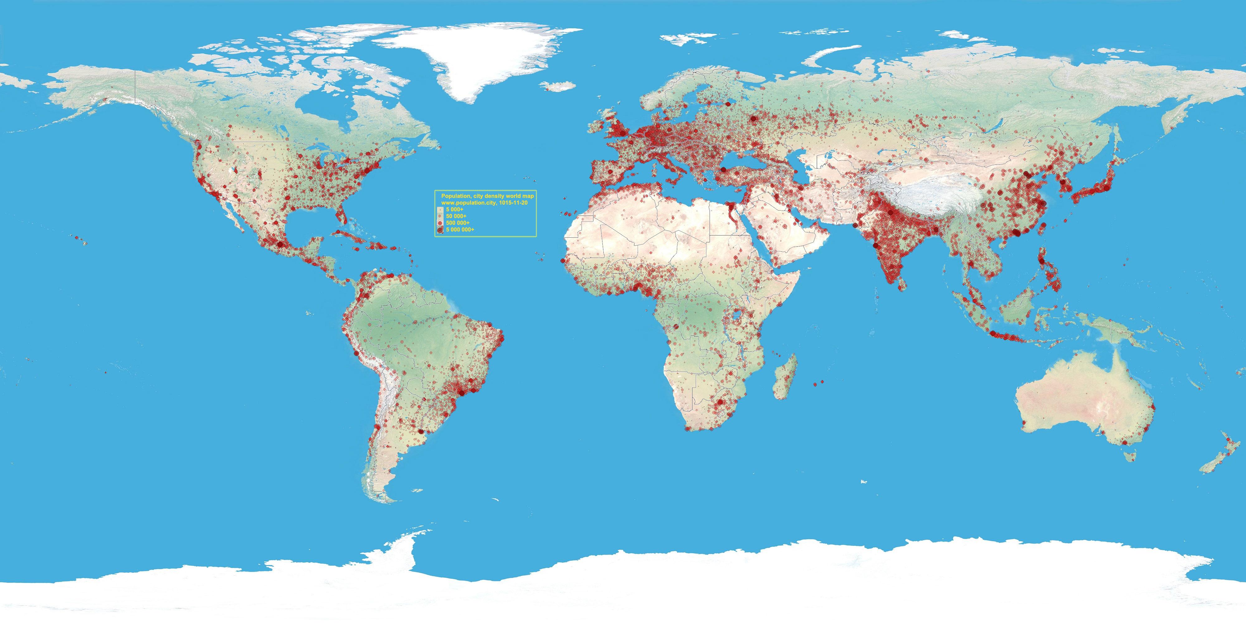 Počet lidí na zemi 2017